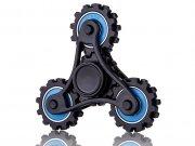 اسپینر فلزی طرح تایر آفرود Fidget Spinner Offroad Tire
