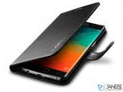 کیف اسپیگن سامسونگ Spigen Wallet S Case Samsung Galaxy S6 Edge