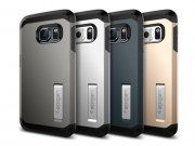 قاب محافظ اسپیگن سامسونگ Spigen Tough Armor Case Samsung Galaxy S6 Edge