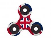 اسپینر فلزی طرح بریتانیا بزرگ Fidget Spinner Great Britain