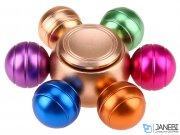 اسپینر طرح توپ های رنگین کمانی