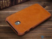 کیف چرمی نیلکین سامسونگ Nillkin Qin Leather Case Samsung Galaxy J7 Pro