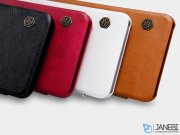 کیف چرمی نیلکین سامسونگ Nillkin Qin Leather Case Samsung Galaxy J7 Max