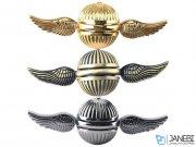 اسپینر فلزی توپ گلدن اسنیچ Fidget Spinner Metal Golden Snitch Ball