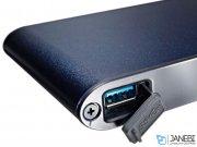 هارد اکسترنال سیلیکون پاور 500 گیگابایت Silicon Power Armor A80 External Hard Drive 500GB