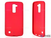 محافظ ژله ای سیلیکونی ال جی TT Sborn TPU Case LG K10