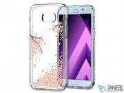 قاب محافظ اسپیگن سامسونگ Spigen Crystal Shell Blossom Case Samsung A5 2017