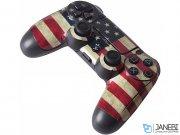کاور اسکین کنترلر کنسول بازی پلی استیشن 4 PS4 Controller Skin America