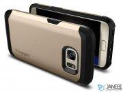 قاب محافظ اسپیگن سامسونگ Spigen Tough Armor Case Samsung Galaxy S7