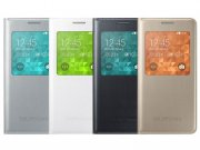 کیف محافظ اصلی سامسونگ Samsung Galaxy Alpha S View Cover
