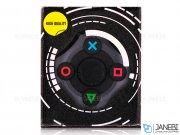 اسپینر فلزی طرح دسته پلی استیشن 2 Fidget Spinner PS Controller
