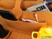 کیف نگهدارنده وسایل خودرو جوی روم Joyroom Multifunctional Car Seat Storage Bag JR-CY130