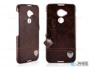 قاب محافظ چرمی بلک بری BlackBerry Dtek60 Leather Case
