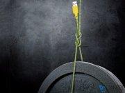 کابل شارژ سریع و انتقال داده لایتنینگ انرژیا Energea Nylotough Cable Lightning 1.5M