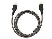 کابل شارژ سریع و انتقال داده تایپ-سی انرژیا Nylotough USB-C 1.5M