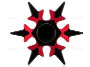 اسپینر فلزی شش پره ای طرح شوریکن 6 Fidget Spinner Metal Shuriken