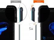 محافظ صفحه نمایش شیشه ای اسپیگن آیفون Spigen Screen Protector GLAS.tR Slim HD iPhone 7 Plus/ 8 Plus