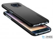 قاب محافظ اسپیگن سامسونگ Spigen Thin Fit Samsung Galaxy S6