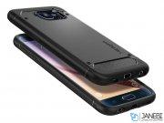 محافظ ژله ای اسپیگن سامسونگ Spigen Capsule Ultra Rugged Case Samsung S6