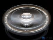 اسپینر فلزی سه پره ای شیاردار آی-اسمایل i-Smile Fidget Spinner MetaL Groov