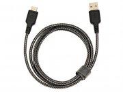 کابل شارژ سریع و انتقال داده تایپ-سی به یو اس بی انرژیا Energea Nylotough Cable USB-C To USB-A 1.5M