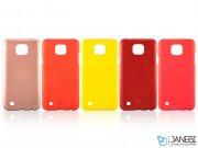 محافظ ژله ای سیلیکونی ال جی TT Sborn TPU Case LG X Cam