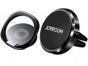 پایه و حلقه نگهدارنده گوشی جویروم Joyroom 3 in 1 Magnetic ZS122 Car Holder