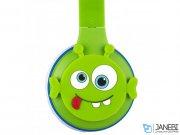 هدفون بلوتوث مای دودلز طرح آدم فضایی My Doodles Alien Bluetooth Headphone