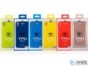 محافظ ژله ای سیلیکونی HTC 828