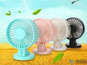 پنکه رومیزی هوکو Hoco F5 USB Mini Desktop Fan