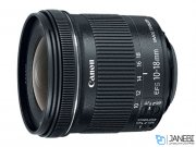 لنز دوربین کانن  Canon EF-S 10-18mm F4.5-5.6 IS STM
