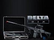 دسته بازی اونجر دلتا سیکس Avenger Delta Six Game Controller