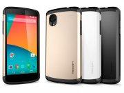 قاب محافظ اسپیگن ال جی Spigen Slim Armor Case LG Google Nexus 5
