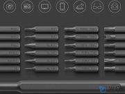 پیچ گوشتی 24 تایی شیائومی Xiaomi Mijia Wiha Kit 24 in 1 Screwdriver