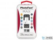 فلش مموری لایتنینگ فتوفست Photofast Max U3 i-FlashDrive Flash Memory 128GB