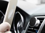 پایه نگهدارنده آهن ربایی بیسوس Baseus Small Ears Series Magnetic Car Holder