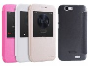 کیف نیلکین هواوی Nillkin Sparkle Leather Case Huawei Ascend G7