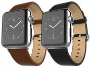 بند چرمی اپل واچ هوکو طرح ساده Hoco Apple Watch Art Series Classic Real Leather Starp 38mm
