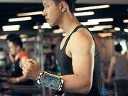 مچ بند ورزشی نگهدارنده گوشی راک Rock Universal Sports Wristband