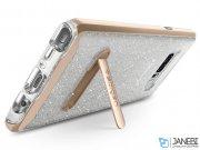 قاب محافظ اسپیگن سامسونگ Spigen Crystal Hybrid Glitter Case Samsung Note 8
