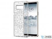 قاب محافظ اسپیگن سامسونگ Spigen Liquid Crystal Shine Case Samsung Note 8