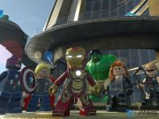 بازی پلی استیشن Lego Marvel Super Heroes PS4 Game