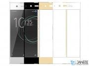 محافظ صفحه نمایش شیشه ای تمام Remo Sony Xperia XA1