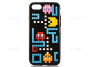 قاب محافظ آیفون طرح پکمن Mini Block Pac Man Case Apple iPhone 7
