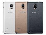 درب پشت Samsung Galaxy Note 4