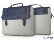 کیف چرم لپ تاپ baseus