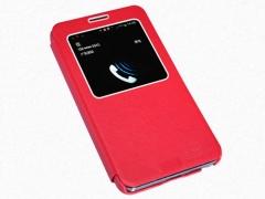 کیف چرمی نیلکین سامسونگ Nillkin Leather Case Samsung Galaxy Note 3