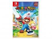 بازی نینتندو Mario + Rabbids Kingdom Battle Nintendo Switch Game