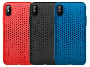 محافظ ژله ای راک آیفون Rock Dot Series Case Apple iPhone x