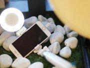 مونوپاد و فلاش سلفی راک Rock Selfie Stick Light Flash